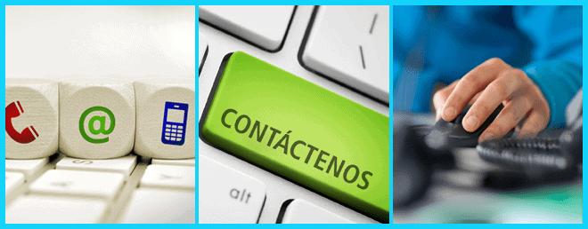 Contacto Planeta Web