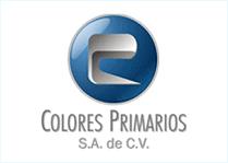 Diseño de Logotipo Colores Primarios
