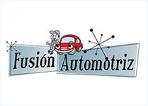 Logotipo Taller Fusión Automotríz