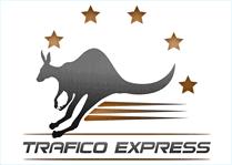 Logotipo Tráfico Express