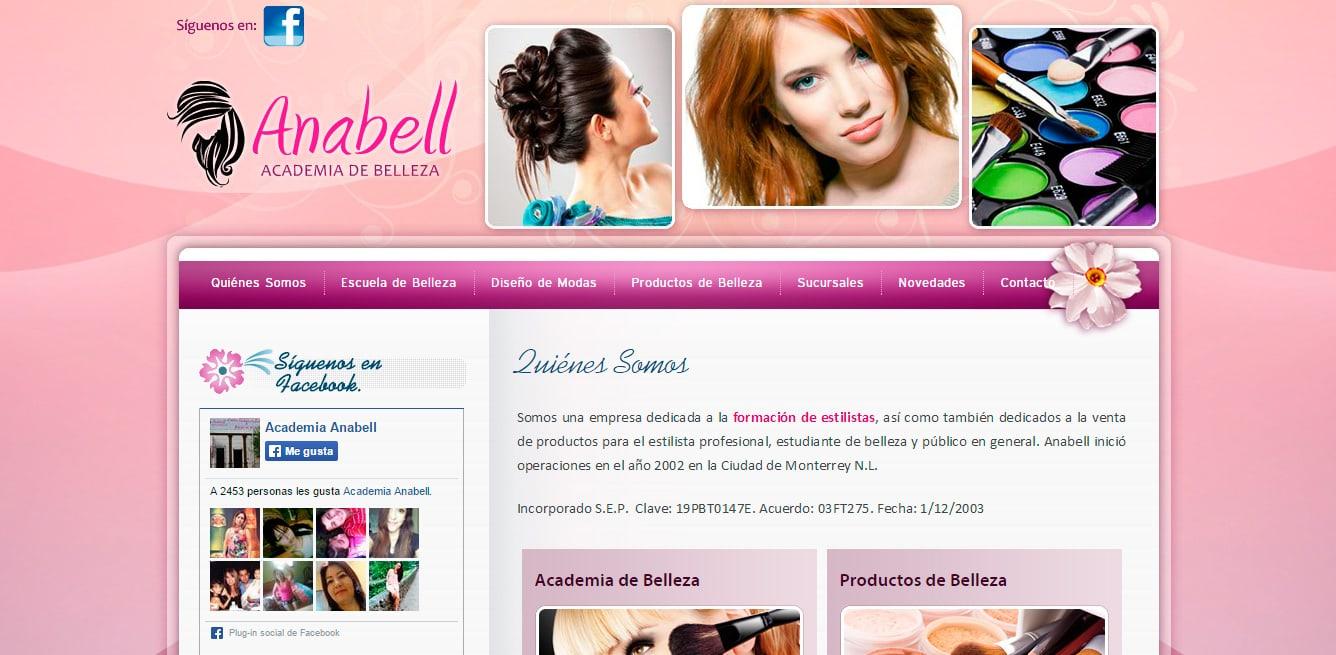 Academia de Belleza Anabell