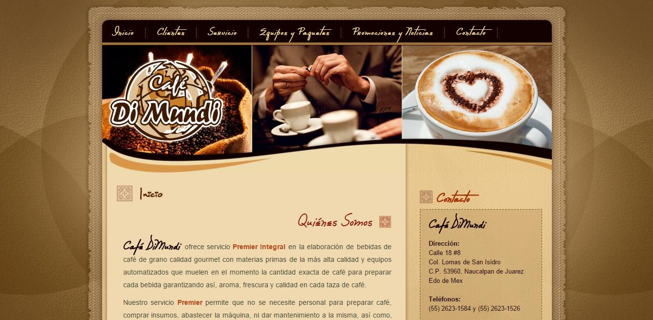 Cafe Dimundi