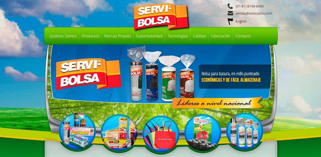 Servi Bolsa - Comercializadora Cantu