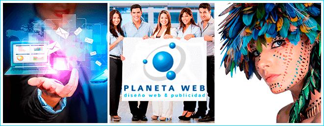 Porqué contratar a Planeta Web