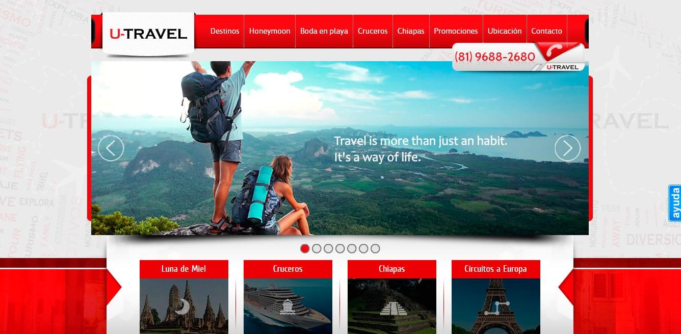 U-Travel Agencia de Viajes
