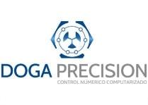 Logotipo Doga Precision