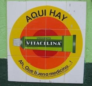 Vitacilina Slogan