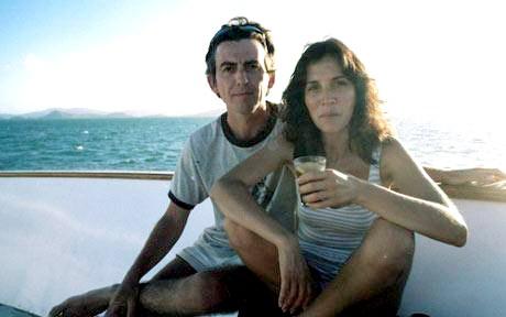 George y Olivia Trinidad Arias
