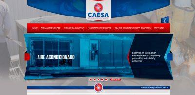 CAESA Control de Aire y Energia
