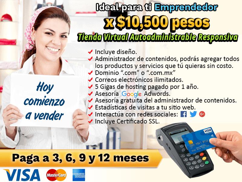 Tiendas Virtuales en Monterrey