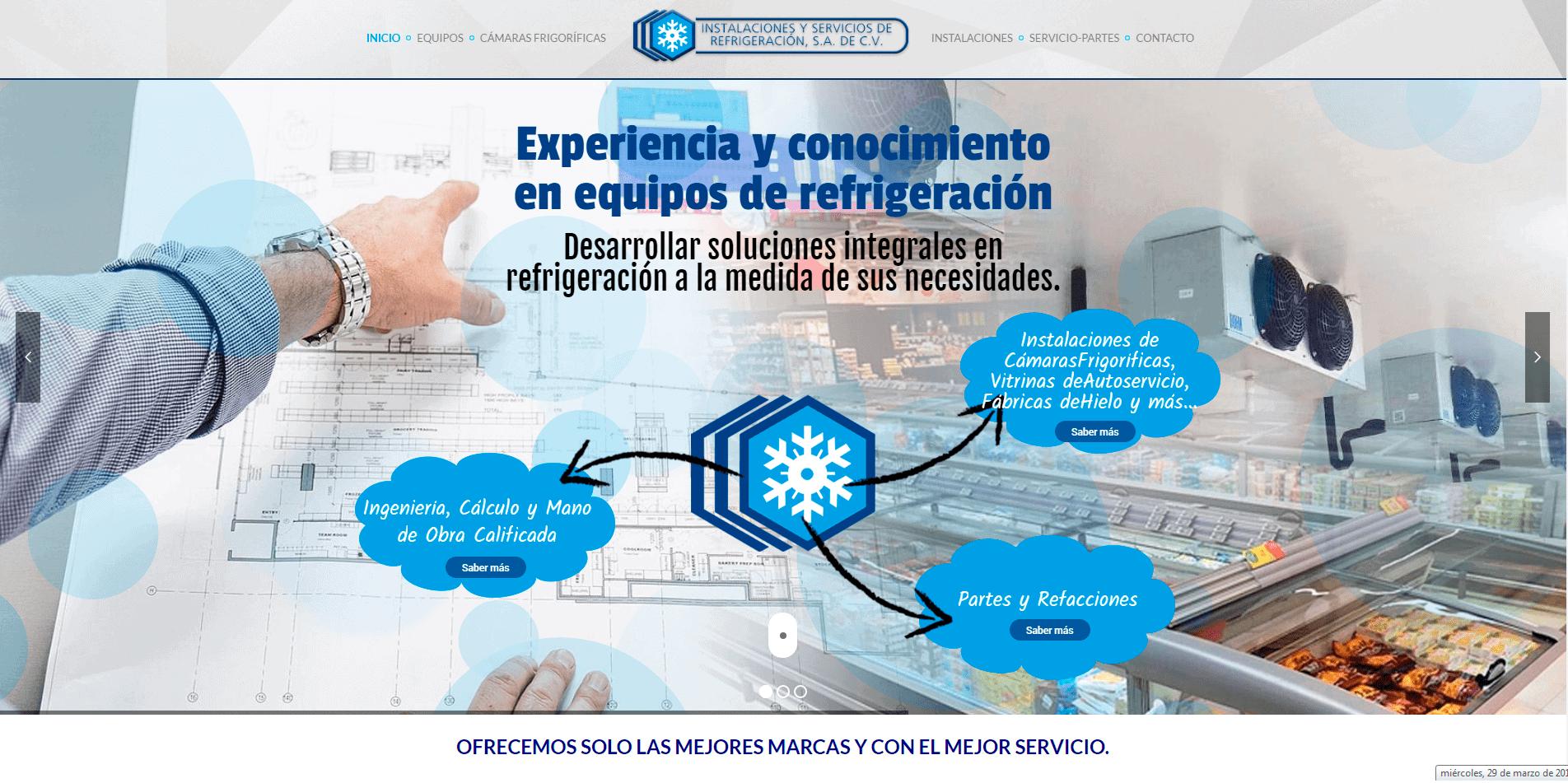 Instalaciones y Servicios de Refrigeración