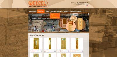Manufacturas de Madera Excel