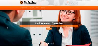 McMillan Caza Talento