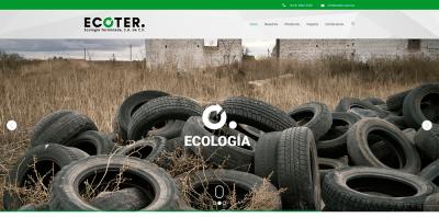 Ecoter - Ecologia Terminada