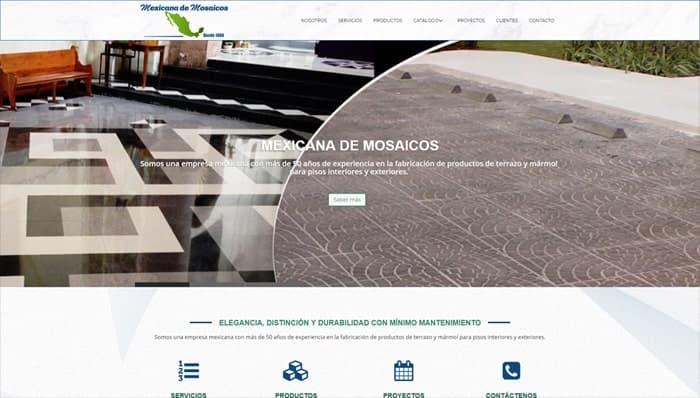 Mexicana de Mosaicos S.A. de C.V.