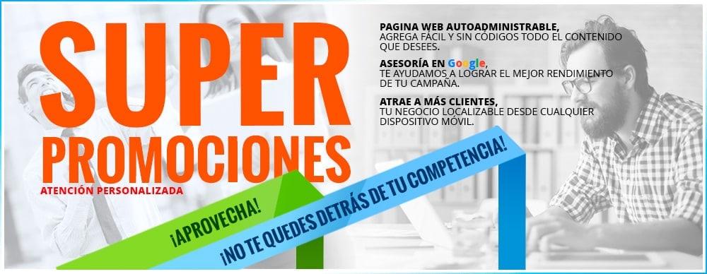 Diseño de páginas web en Monterrey
