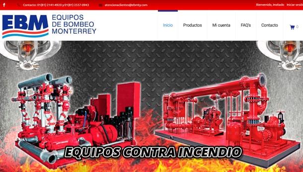 Equipos de Bombeo Monterrey