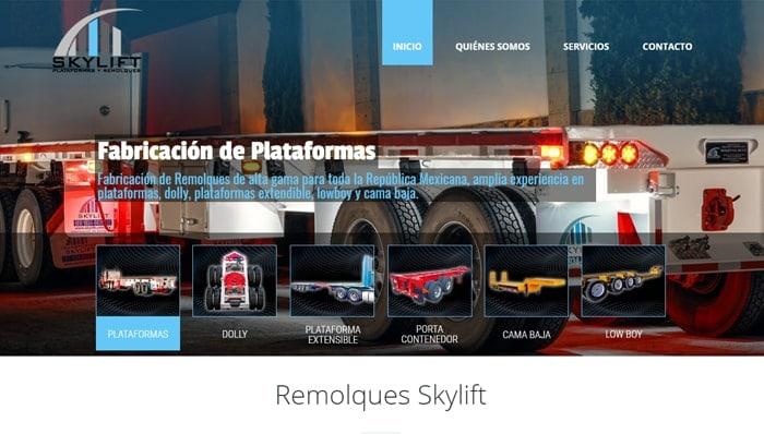 Remolques Skylift